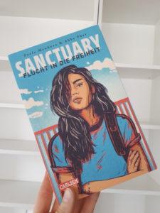[Rezensionsexemplar] Sanctuary: Flucht in die Freiheit - Paola Mendoza & Abby Sher